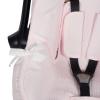 Roze maxi-cosi hoes met strikken