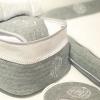 Classic Chic aankleedkussenhoes grijs