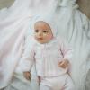 Babypakje pink star