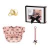 Giftbox roze bow collectie