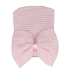 Newbornmuts roze gestreept