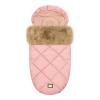 Luxe roze diamond voetenzak