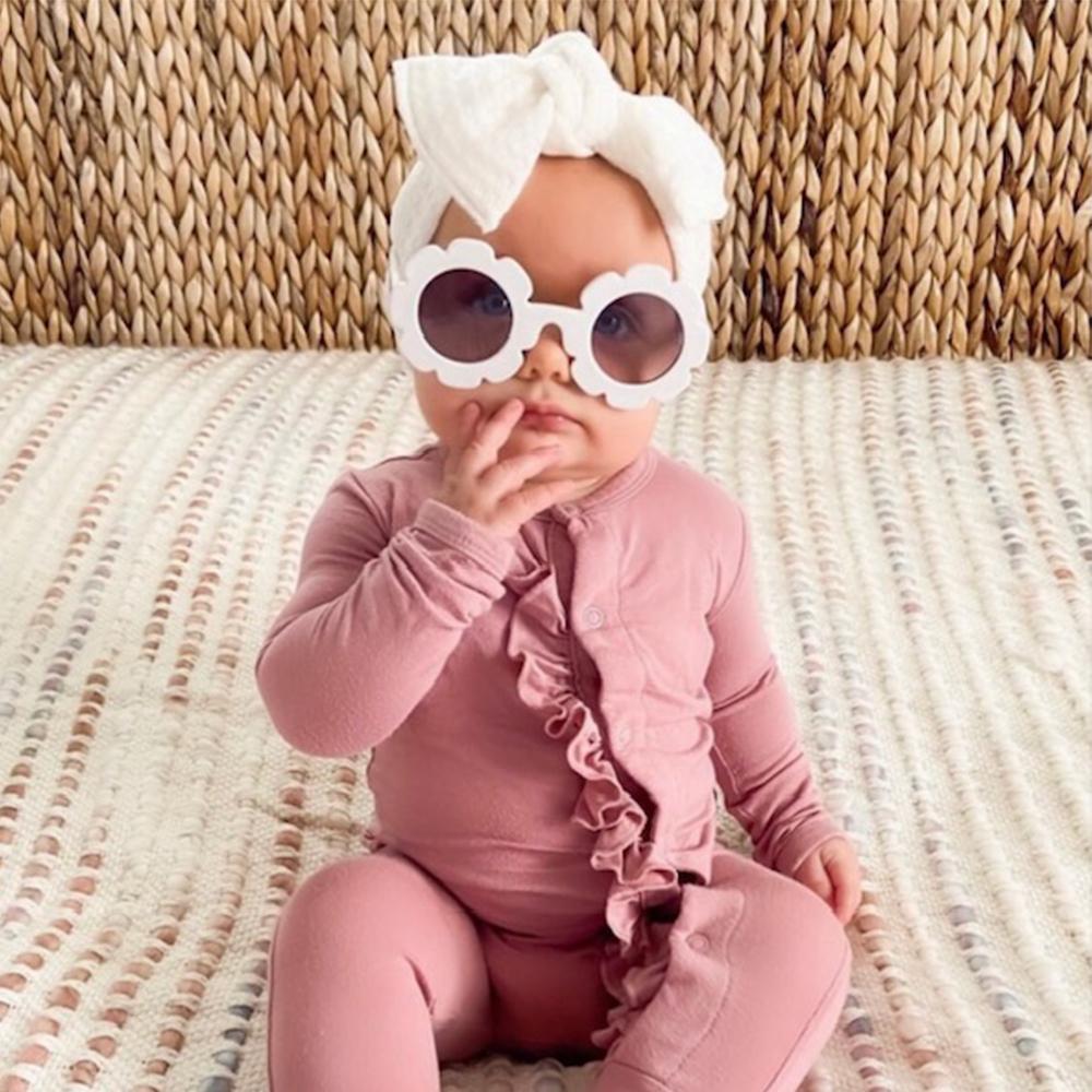 Babypakje Violet Ruffle 3M