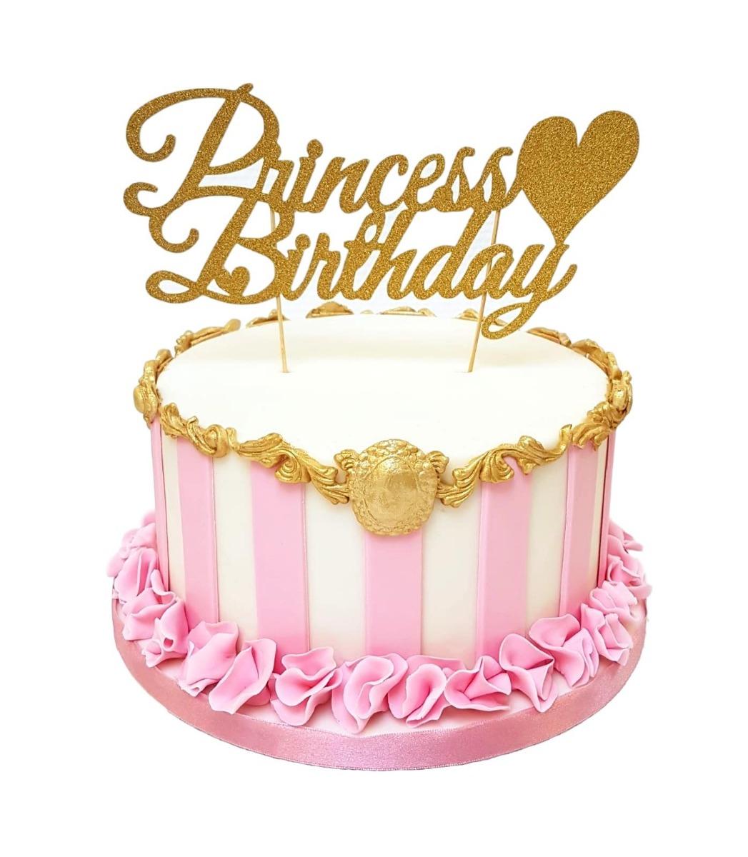 Princess caketopper