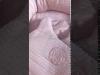 Roze babykamer slaapzak, slaapnest en bedomranding