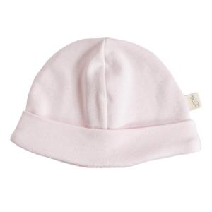 Roze newborn muts 0 - 1 maand