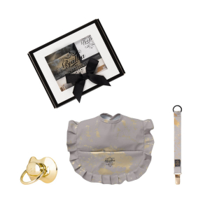 Giftbox grijs goud golden collectie