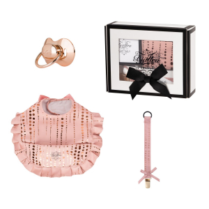 Giftbox Rose gold collectie