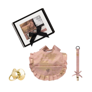 Giftbox roze goud golden collectie