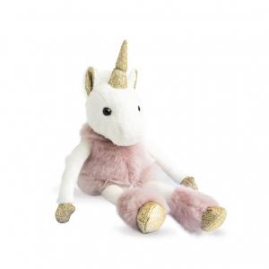 Unicorn Doudou Twist knuffel 25cm