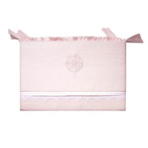 Classic Chic hoofdbeschermer roze