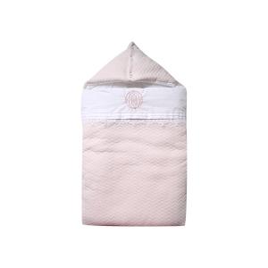 Roze slaapzak Angel Quilted