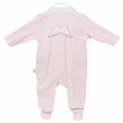 My little angel babypakje roze