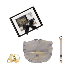 Giftbox grijs goud golden collectie
