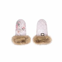 Luxe butterfly kinderwagen handschoenen