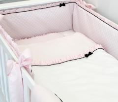 Roze Royal Paris bedset