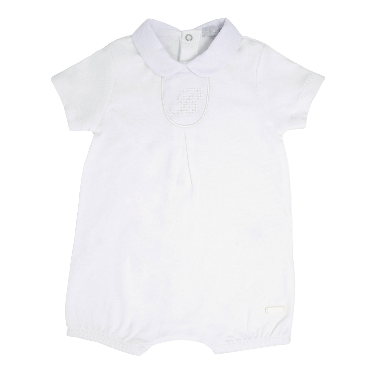 Classic Chic Summer Baby outfit