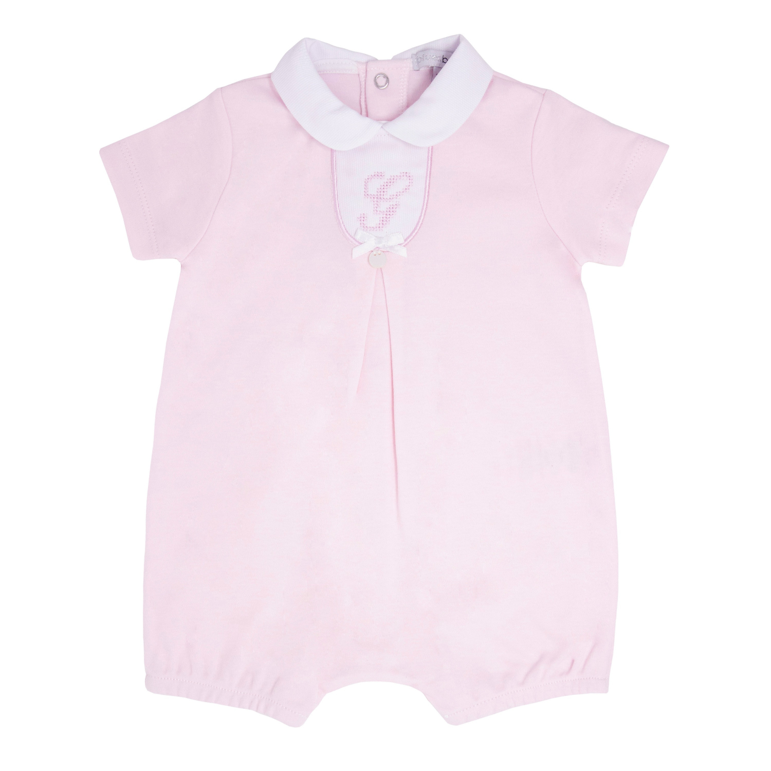 Classic Chic Summer Baby Girl outfit